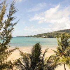 Отель Baan Natacha Beachfront Guesthouse пляж