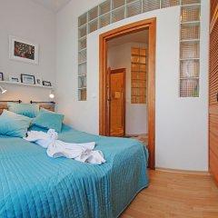 Отель Apartamenty Sun & Snow Traugutta Plaża Сопот комната для гостей фото 5