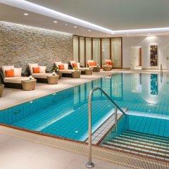 Отель Breidenbacher Hof, a Capella Hotel Германия, Дюссельдорф - 7 отзывов об отеле, цены и фото номеров - забронировать отель Breidenbacher Hof, a Capella Hotel онлайн бассейн