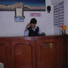 Отель Holyland Guest House Непал, Катманду - отзывы, цены и фото номеров - забронировать отель Holyland Guest House онлайн интерьер отеля фото 2
