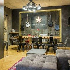 Design hotel Rooms & Rumors интерьер отеля