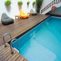 Отель Kam Hotel Мальдивы, Северный атолл Мале - отзывы, цены и фото номеров - забронировать отель Kam Hotel онлайн бассейн
