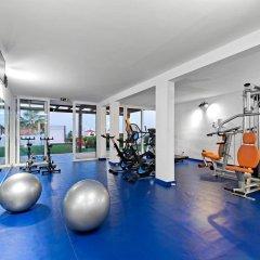 Отель Fuerteventura Princess Джандия-Бич фитнесс-зал