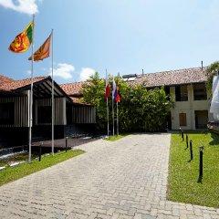 Отель The Surf Шри-Ланка, Бентота - 2 отзыва об отеле, цены и фото номеров - забронировать отель The Surf онлайн парковка
