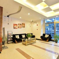 Отель Joyful star Hotel Pu Dong Airport WanXia Китай, Шанхай - 1 отзыв об отеле, цены и фото номеров - забронировать отель Joyful star Hotel Pu Dong Airport WanXia онлайн интерьер отеля фото 2