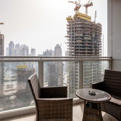 Отель Maison Privee - Burj Residence Дубай балкон