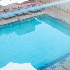 Отель Barcelo Anfa Casablanca Марокко, Касабланка - отзывы, цены и фото номеров - забронировать отель Barcelo Anfa Casablanca онлайн бассейн