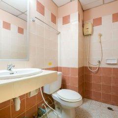 Отель OYO 348 Saithong Place На Чом Тхиан ванная фото 2