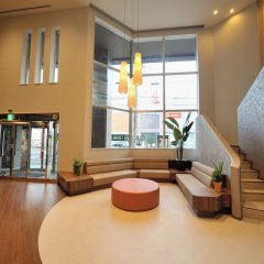 Отель Dormy Inn Soga Natural Hot Spring Тиба интерьер отеля