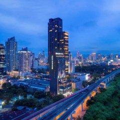 Отель Mercure Bangkok Makkasan городской автобус