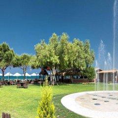 Отель Batihan Beach Resort & Spa - All Inclusive спортивное сооружение