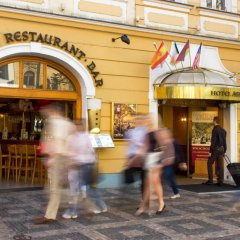 Adria Hotel Prague фото 9