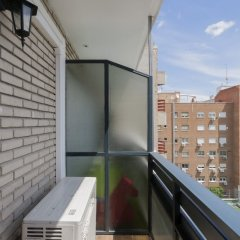 Отель Apartamento Luxury II балкон