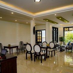 Отель Mi Kha Homestay питание