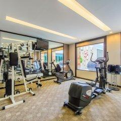 Отель Mida Airport Бангкок фитнесс-зал фото 4