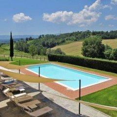 Отель Agriturismo Le Buche di Viesca Реггелло бассейн