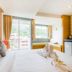 Отель Hallo Patong Dormtel And Restaurant Патонг комната для гостей фото 3