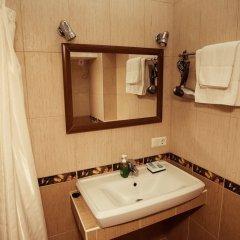 Гостиница Апарт-Отель Сампо в Выборге 2 отзыва об отеле, цены и фото номеров - забронировать гостиницу Апарт-Отель Сампо онлайн Выборг ванная фото 2