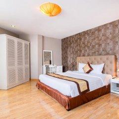 Saigon Night Hotel комната для гостей фото 2