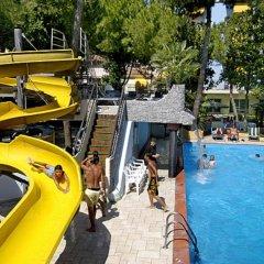 Hotel Fabrizio бассейн