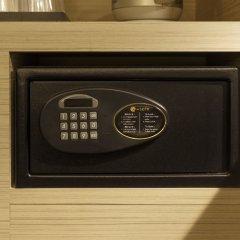 Отель Mitsui Garden Hotel Shiodome Italia-gai Япония, Токио - 1 отзыв об отеле, цены и фото номеров - забронировать отель Mitsui Garden Hotel Shiodome Italia-gai онлайн сейф в номере