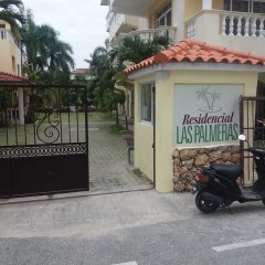 Отель Residencial Las Palmeras de Willy парковка
