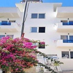 Отель Seadel Албания, Ксамил - отзывы, цены и фото номеров - забронировать отель Seadel онлайн вид на фасад