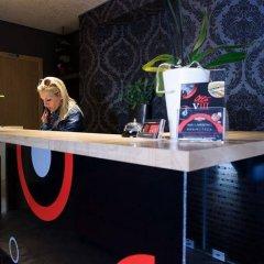 Отель Park Hotel Airport Бельгия, Виллер-ла-Виль - отзывы, цены и фото номеров - забронировать отель Park Hotel Airport онлайн интерьер отеля