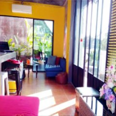 Отель Baan Bida Таиланд, Краби - отзывы, цены и фото номеров - забронировать отель Baan Bida онлайн интерьер отеля