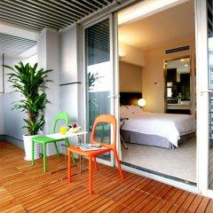 Yiwu Commatel hotel балкон