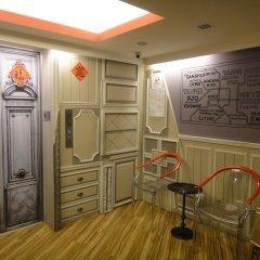 Lio Hotel Ximen интерьер отеля фото 3