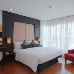 SilQ Bangkok Hotel комната для гостей фото 2