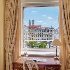 Hotel Königshof Мюнхен комната для гостей фото 5