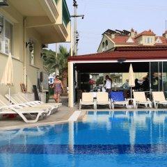 Amaris Apartments Турция, Мармарис - отзывы, цены и фото номеров - забронировать отель Amaris Apartments онлайн бассейн фото 3