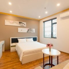 Honeymoon Hotel & Apartment комната для гостей фото 3