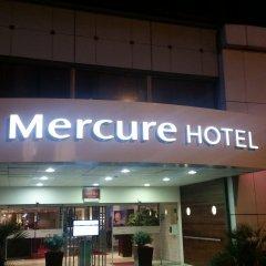Отель Mercure Centre Notre Dame Ницца банкомат