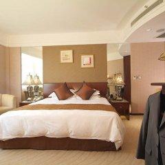 Dijon Hotel Shanghai Hongqiao Airport комната для гостей фото 2