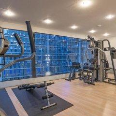Отель AVA Sea Resort фитнесс-зал фото 2