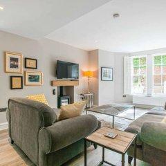 Апартаменты 21a Luxury Apartment Глазго комната для гостей фото 4