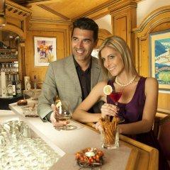Hotel Garni Forelle гостиничный бар