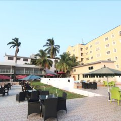 Отель Tivoli Garden Ikoyi Waterfront фото 5