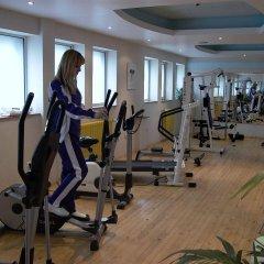 Отель Bulgaria Bourgas Болгария, Бургас - 1 отзыв об отеле, цены и фото номеров - забронировать отель Bulgaria Bourgas онлайн фитнесс-зал фото 3
