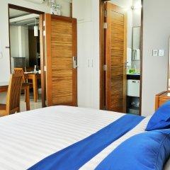 Отель Airport Comfort Inn Premium Мальдивы, Мале - отзывы, цены и фото номеров - забронировать отель Airport Comfort Inn Premium онлайн комната для гостей фото 2