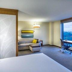 Отель Hyatt Place Washington DC/National Mall США, Вашингтон - отзывы, цены и фото номеров - забронировать отель Hyatt Place Washington DC/National Mall онлайн комната для гостей фото 5