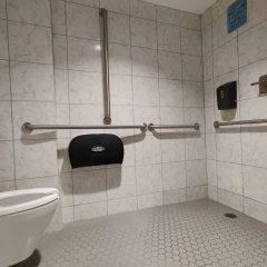 U Street Hostel ванная