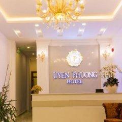 Uyen Phuong Hotel Далат интерьер отеля фото 3