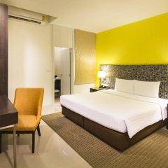 Отель Legacy Express Sukhumvit by Compass Hospitality комната для гостей фото 2