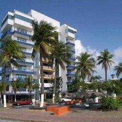 Отель Sol Caribe Sea Flower Колумбия, Сан-Андрес - отзывы, цены и фото номеров - забронировать отель Sol Caribe Sea Flower онлайн парковка