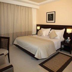 Le Corail Suites Hotel сейф в номере