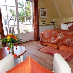Vogel Hotel Appartements & Spa комната для гостей